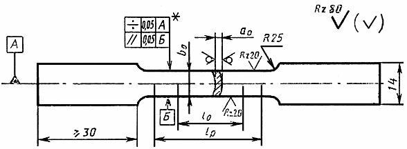 ГОСТ 10006-80 (ИСО 6892-84) Трубы металлические. Метод испытания на растяжение (с Изменениями N 1, 2, 3, 4)