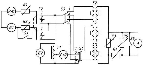 ГОСТ 12119.1-98 Сталь электротехническая. Методы определения магнитных и электрических свойств. Методы измерения магнитной индукции и коэрцитивной силы в аппарате Эпштейна и на кольцевых образцах в постоянном магнитном поле