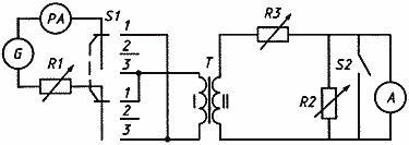 ГОСТ 12119.3-98 Сталь электротехническая. Методы определения магнитных и электрических свойств. Метод измерения коэрцитивной силы в разомкнутой магнитной цепи
